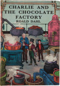 Books:Children's Books, Roald Dahl. Charlie and the Chocolate Factory. London:George Allen & Unwin, 1967. First English edition....