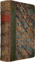 Books:Literature Pre-1900, Charles Dickens. The Personal History of DavidCopperfield. London: Bradbury & Evans, 1850. First ed...
