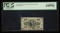Fractional Currency:Third Issue, Fr. 1255 10¢ Third Issue PCGS Very Choice New 64PPQ.. ...