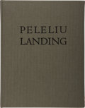 Books:Fine Press & Book Arts, Tom Lea. Peleliu Landing. El Paso: Carl Hertzog, 1945. Oneof 500 copies signed by Lea....