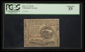 Colonial Notes:Continental Congress Issues, Continental Currency February 17, 1776 $4 PMG About Uncirculated53.. ...