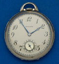 Timepieces:Pocket (post 1900), Howard 17 Jewel 14K Pocket Watch. ...
