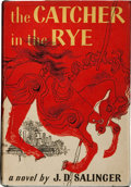Books:Literature 1900-up, J. D. Salinger. The Catcher in the Rye. Boston: Little,Brown and Company, 1951. First edition. Octavo. 277 page...