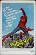 "Movie Posters:Action, Spider-Man (Columbia, 1977). One Sheet (27"" X 41""). Action.. ..."