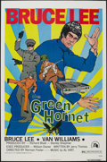 "Movie Posters:Action, The Green Hornet (20th Century Fox, 1974). One Sheet (27"" X 41"").Action.. ..."