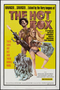 "Movie Posters:Sexploitation, The Hot Box (New World, 1972). One Sheet (27"" X 41"").Sexploitation.. ..."
