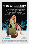 "Movie Posters:Sexploitation, I Am a Groupie (Trans American, 1970). One Sheet (27"" X 41"").Sexploitation.. ..."