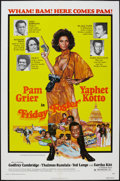 "Movie Posters:Blaxploitation, Friday Foster (American International, 1975). One Sheet (27"" X 41""). Blaxploitation.. ..."