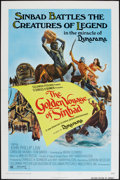 """Movie Posters:Fantasy, The Golden Voyage of Sinbad (Columbia, 1973). One Sheet (27"""" X 41"""")Style A. Fantasy.. ..."""
