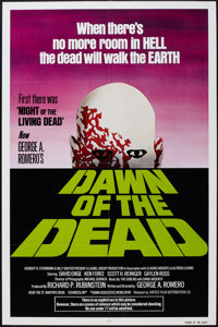 "Dawn of the Dead (United Film Distribution, 1978). One Sheet (27"" X 41""). Horror"