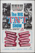 "Movie Posters:Rock and Roll, The Big T.N.T. Show (American International, 1966). One Sheet (28"" X 42""). Rock and Roll.. ..."