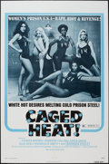 "Movie Posters:Bad Girl, Caged Heat (New World, 1974). One Sheet (27"" X 41""). Bad Girl.. ..."