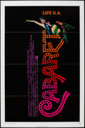 "Movie Posters:Musical, Cabaret (Allied Artists, 1972). One Sheet (27"" X 41""). Musical.. ..."