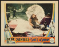 "Movie Posters:Adventure, She's a Sheik (Paramount, 1927). Lobby Card (11"" X 14"").Adventure.. ..."