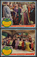 """Movie Posters:Comedy, Taming of the Shrew (United Artists, 1929). Lobby Cards (2) (10"""" X13""""). Comedy.. ... (Total: 2 Items)"""