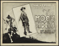 """Movie Posters:Serial, The Moon Riders (Universal, 1920). Title Lobby Card (11"""" X 14""""). Episode 12 -- """"Pit of Fire."""" Serial.. ..."""