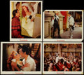 """Movie Posters:Swashbuckler, Scaramouche (MGM, 1952). Deluxe Lobby Cards (4) (11"""" X 14""""). Swashbuckler.. ... (Total: 4 Items)"""