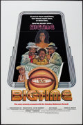 "Movie Posters:Blaxploitation, Big Time (World Wide, 1977). One Sheet (27"" X 41""). Blaxploitation.. ..."