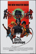 "Movie Posters:Blaxploitation, The Black Gestapo (Bryanston, 1975). One Sheet (27"" X 41""). Blaxploitation.. ..."