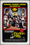"""Movie Posters:Sexploitation, Madam Kitty & Other Lot (Trans American, 1976). One Sheets (2)(27"""" X 41""""). Sexploitation.. ... (Total: 2 Items)"""