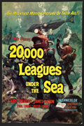 "Movie Posters:Science Fiction, 20,000 Leagues Under the Sea (Buena Vista, 1954). Uncut Pressbook(28 Pages, 12"" X 18""). Science Fiction.. ..."