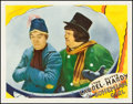 """Movie Posters:Comedy, The Bohemian Girl (MGM, 1936). Lobby Cards (2) (11"""" X 14"""").Comedy.. ... (Total: 2 Items)"""