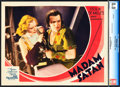 "Movie Posters:Romance, Madam Satan (MGM, 1930). CGC Graded Lobby Card (11"" X 14"").Romance.. ..."