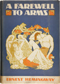 Books:Literature 1900-up, Ernest Hemingway. A Farewell To Arms. New York: CharlesScribner's Sons, 1929. First trade edition, first printing, ...
