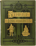 Books:Photography, [Photography]. [John Thomson]. Street Incidents. London:Sampson Low, Marston, Searle, & Rivington, 1881. First edit...