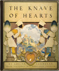 Books:Children's Books, [Maxfield Parrish, illustrator]. Louise Saunders. The Knave ofHearts. With pictures by Maxfield Parrish. New York: ...