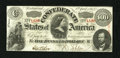 Confederate Notes:1863 Issues, T56 $100 1863. A most pleasing, beautifully signed issue. The paperremains bright white and the overprints bold red. Choi...