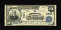 National Bank Notes:Pennsylvania, New Holland, PA - $10 1902 Plain Back Fr. 633 The New Holland NB Ch. # 2530. ...