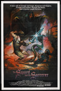 """Movie Posters:Fantasy, The Sword and the Sorcerer (Group 1, 1982). One Sheet (27"""" X 41"""")Style B. Fantasy. ..."""
