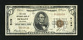 National Bank Notes:Oklahoma, Durant, OK - $5 1929 Ty. 1 The First NB Ch. # 5129. This is a scarce note that has plenty of nice traits for the collect...