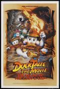 "Movie Posters:Animated, Duck Tales: The Movie - Treasure of the Lost Lamp (Buena Vista, 1990). DS. One Sheet (27"" X 41""). Animated. ..."