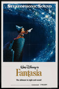 "Movie Posters:Animated, Fantasia (Buena Vista, R-1990). One Sheet (27"" X 41""). Animated...."