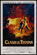 """Movie Posters:Fantasy, Clash of the Titans (MGM, 1981). One Sheet (27"""" X 41""""). Fantasy...."""