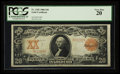 Large Size:Gold Certificates, Fr. 1182 $20 1906 Gold Certificate PCGS Very Fine 20.. ...