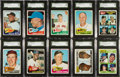 Baseball Cards:Lots, 1965 Topps Baseball High Grade Collection (648) With Over 60 Graded Cards. ...