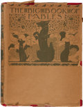 Books:Children's Books, [Charles Robinson, illustrator]. [Walter Jerrold, editor]. TheBig Book of Fables. London: Blackie and Son, 1912. Fi...