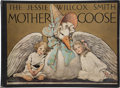 Books:Children's Books, [Jessie Willcox Smith, illustrator]. The Jessie Willcox SmithMother Goose. New York: Dodd, Mead, [1914]. First Amer...