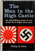 Books:Science Fiction & Fantasy, Philip K. Dick. The Man in the High Castle. New York: G. P. Putnam's Sons, 1962. First edition, first printing....