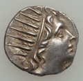 Ancients:Greek, Ancients: CARIAN ISLANDS. Rhodes. Ca. 166-88 BC. AR drachm (2.60gm). ...