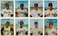 Baseball Cards:Sets, 1967 Dexter Press Baseball Complete Set (229). ...