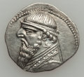 Ancients:Greek, Ancients: PARTHIAN KINGDOM. Mithradates II (121-91 BC). AR drachm(4.26 gm)....