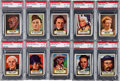"Non-Sport Cards:Lots, 1952 Topps ""Look 'n See"" PSA Graded Collection (10). ..."