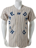 Baseball Collectibles:Uniforms, 1921 House of David Baseball Team Full Uniform....