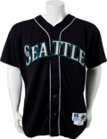 Baseball Collectibles:Uniforms, 1999 Alex Rodriguez Game Worn Seattle Mariners Jersey. ...