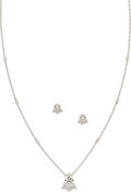 Estate Jewelry:Suites, Diamond, Platinum Jewelry Suite, Cartier. ... (Total: 1 Pieces)