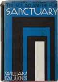 Books:Literature 1900-up, William Faulkner. Sanctuary. New York: Jonathan Cape &Harrison Smith, 1931. First edition, first printing. Inscri...